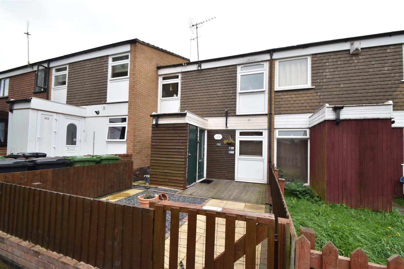 4 Bedrooms Terraced House for sale in Woodmans Rise, Droitwich